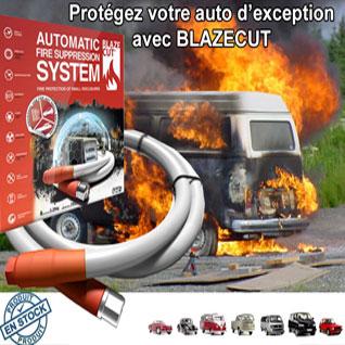 System Blaze cut