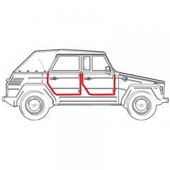 Joints de carrosserie vw 181