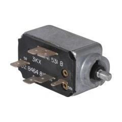 Interrupteurs de phare et warning
