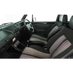 Housses pour sièges - sellerie habillages intérieur - VW Golf 1