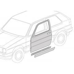 Portes avant - arrière Golf2 1983-1992