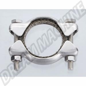 Collier assemblage échappement et boite Inox 111298051A 111 298 051 A | Dream-Machine.fr