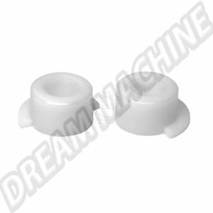 Kit de silentblocs de croisillon de boîte de vitesses pour Porsche 356, 911, 912 et 914 911 424 024K 911424024K | Dream-Machine.fr