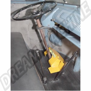 Antivol Safe T pedal pour Combi Split VW | Dream Machine