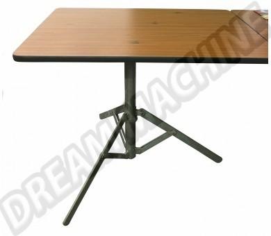 Pied De Table Pliant.Pied De Table Pliant Pour Installer Votre Table A L Exterieur