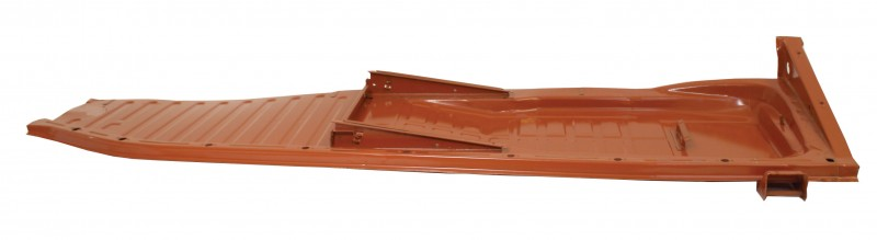 Demi-plancher Gauche berline 8/70-7/72 de marque RED 111701061M Sur www.dream-machine.fr