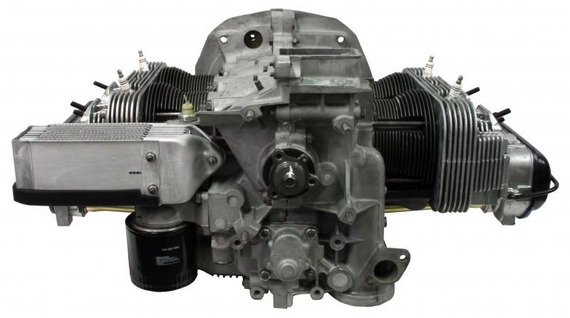 Moteur reconditionné T4  1.8L type AP Baywindow 72-75 volant moteur 210mm  021100031XNEW Sur www.dream-machine.fr