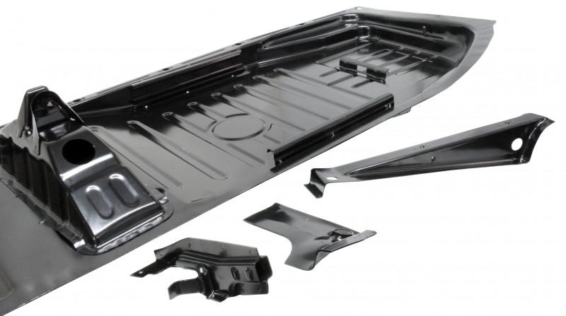 Demi-plancher D 1200/1303 8/73-->> qualité supérieure 111701062Q Sur www.dream-machine.fr