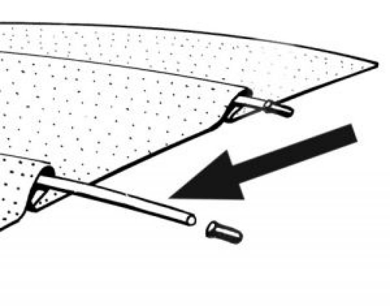 Baleine de ciel de toit l'unité 113867549C Sur www.dream-machine.fr