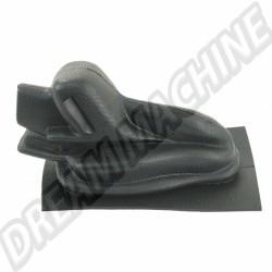 Soufflet de frein à main noir 65-->>79