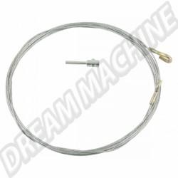 Cable d'accélérateur universel pour tous modèles aircooled sauf T25
