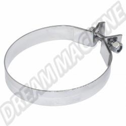 Collier chromé de fixation dynamo ou alt