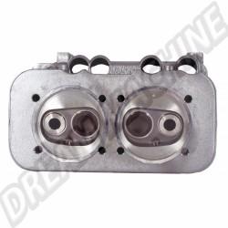 Culasse neuve complète moteur Type 4 2L 39.3x33 sortie échappement ovale 021101062AX | Dream-Machine.fr