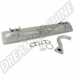 021298053 Kit échappement moteur type 4 pour VW Combi & Transporter 1.7 ->2.0