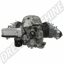 Moteur reconditionné T4  1.8L type AP Baywindow 72-75 volant moteur 210mm 021100031XNEW | Dream-Machine.fr
