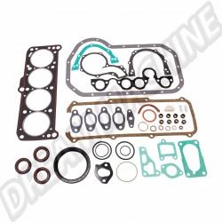 Kit joints COMPLET pour moteur 1500-1600cc de Golf 1/2 -7/84 049198001C