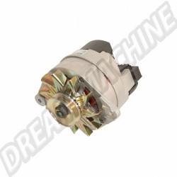 Alternateur 55 ampères pour moteurs 1.1 et 1.3, codes moteur FA / FJ  Golf 1 1974-1980 052 903 017AX 052903017AX  VW  | Dream-Machine.fr