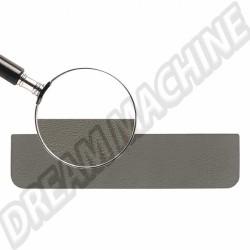 Panneaux de hayon arrière en plastique gris T2 08/63-->07/79 211829109A 211 829 109 A | Dream-Machine.fr