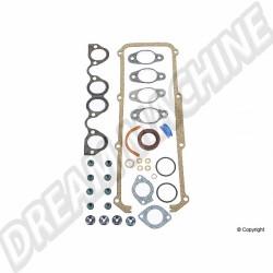 Pochette de joints sur culasse T25 D/TD 87->