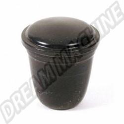 Bouton noir (feu / cendrier) 46-->>66