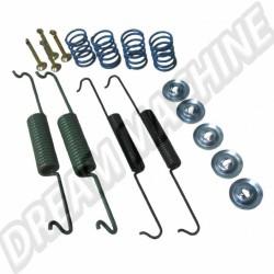 111609070A Kit montage garnitures de frein av 8/64-->>