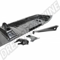 Demi-plancher D 1200/1303 8/73-->> qualité supérieure