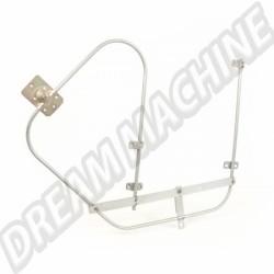 111837502FBQ  Mécanisme de lève vitre Droit montage  kit une glace  65-->>68