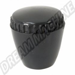 Bouton de réglage de siège noir 65---->>71 111881251B  111 881 251B Sur Dream-Machine.fr
