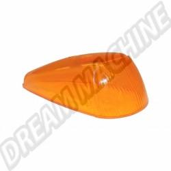 111953161J Cabochon de clignotant orange 63--->, l'unité