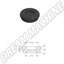jJoint passe câble sur joue d'aile arrière vendu à l'unité. Diamètre : 16 / 12 mm  111971911A 111 971 911 A sur  Dream-machine.fr