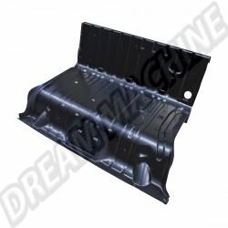 Tôle arrière de plancher de caisse au-dessus du moteur 113813111BH 113 813 111BH | Dream-machine.fr