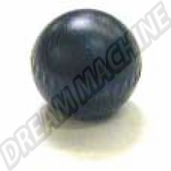 Bouton de chauffage noir 65-->>72