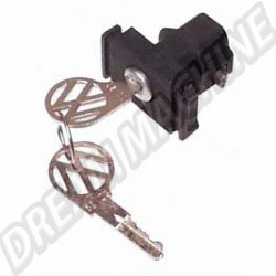 Serrure de boite à gants 1303 avec clés