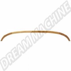 141871093B Bois de capote au-dessus de la lunette arrière Ghia 69-74