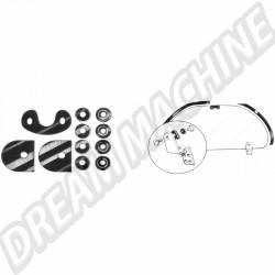 141871522 Kit joints de pivot de lunette arrière Ghia 69-74