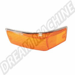 141953161E Cabochon de clignotant orange avant gauche Ghia 70-74