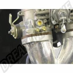 Bakélite pour carburateur 44 IDF/DRLA
