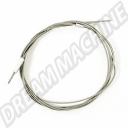 Cables latéraux pour tension de capote gauche et droit 151871955