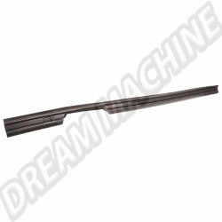 Joint central droit de capotage pour Golf 1 Cabriolet 79 ->89 vw classic parts 155 871 362 B 155871362B