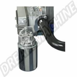 Plaque de montage de filtre à huile