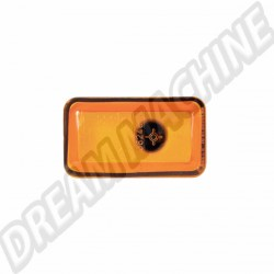 Répétiteur latéral Orange  161 949 117 161949117 4A0 949 101 4A0949101 VW | Dream machine