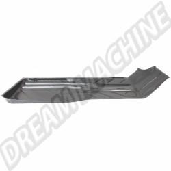 171803203 Tôle de plancher gauche pour Golf 1 et Scirocco