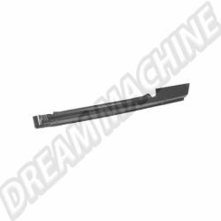 171809847D Bas de caisse gauche pour Golf 1 Berline en version 3 portes