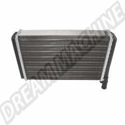 Radiateur de chauffage d'habitacle Golf 1 171 819 031 E 171819031E VW | Dream amchine