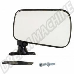 droit noir non réglable pour Golf 1 171857502D  | Dream-Machine.fr
