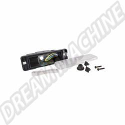 Clignotant de pare-choc glace blanche vitre plate (avec marquage CE) Golf 1 et Golf 2 171953055 VW | Dream machine