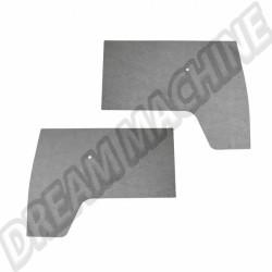 Panneaux de porte avant en plastique gris T2 50-->07/67 211867105 211 867 105 | Dream-Machine.fr