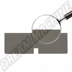 Panneaux de hayon arrière en plastique gris T2 03/55-->07/63 211829109 211 829 109 | Dream-Machine.fr