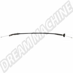 Câble d'embrayage pour Golf 2 1600-1800cc -7/89 (803mm) 191721335M