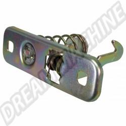 Partie supérieure de serrure pour capot moteur pour Golf 1 Caddy, Cabriolet et Golf2 191823507 191 823 507 VW | Dream-machine.fr